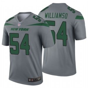 Men's Avery Williamson #54 New York Jets Jersey